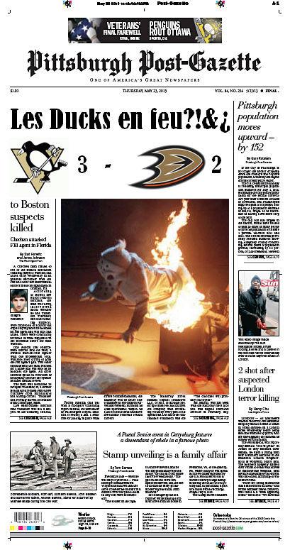 Pittsburgh Post Gazette - Page 3 Ducks10