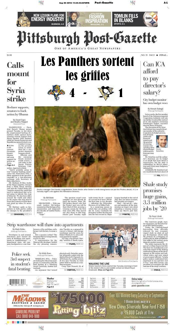 Pittsburgh Post Gazette - Page 3 Florid11