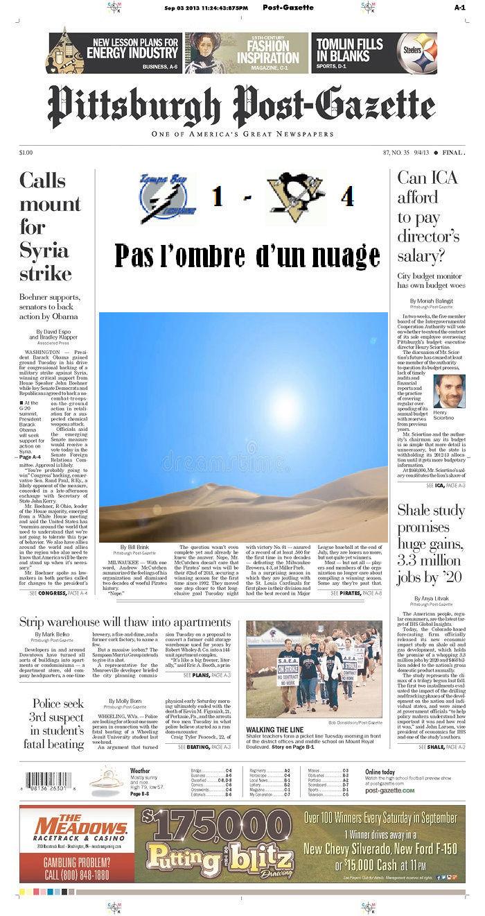 Pittsburgh Post Gazette - Page 3 Journa11