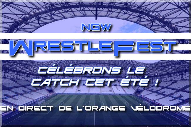 PPV WrestleFest Affich10