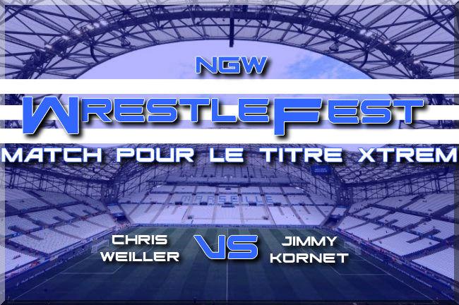 PPV WrestleFest Affich12