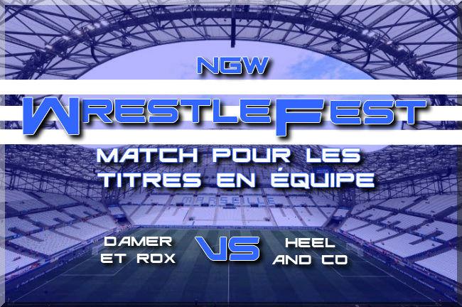 PPV WrestleFest Affich13