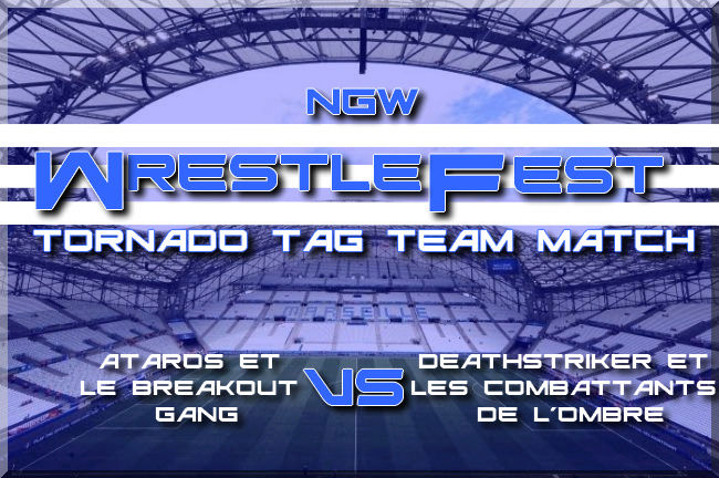 PPV WrestleFest Affich15