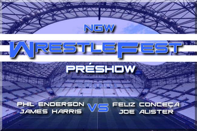 PPV WrestleFest Affich17