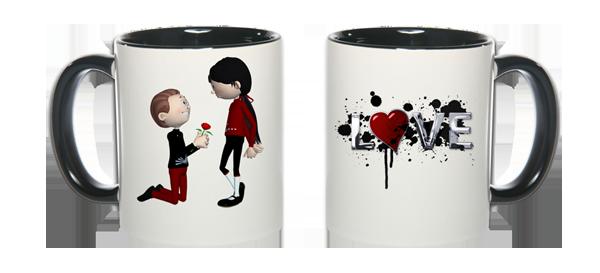 Love Amour Mug-lo11