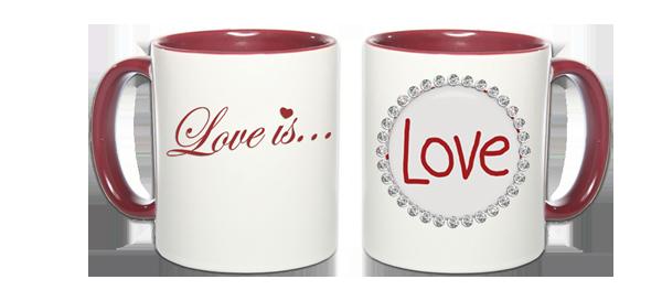 Love Amour Mug-lo12