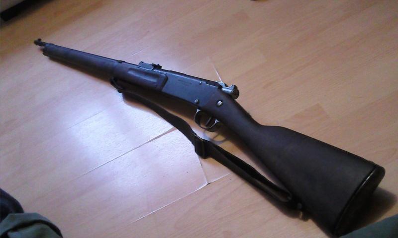 "Fusil 1886-93, dit ""fusil Lebel"" Photo070"