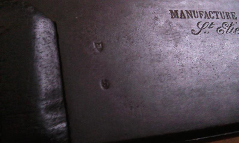 "Fusil 1886-93, dit ""fusil Lebel"" Photo079"