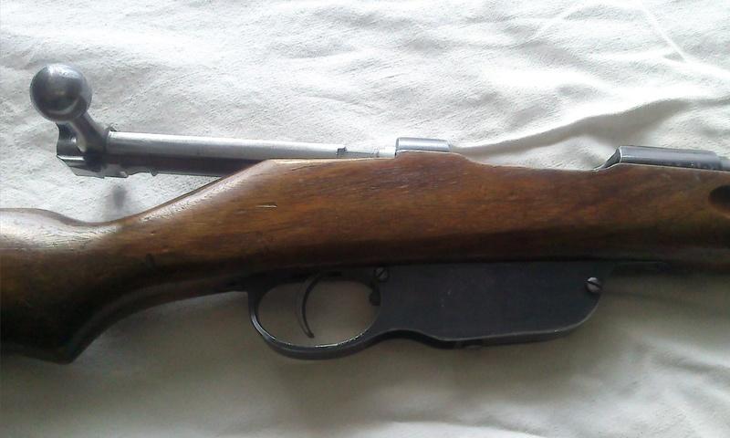 """Un Steyr M95 avec certains attributs """"effacés"""" - Page 2 Photo505"""