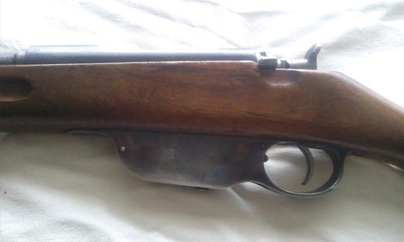 """Un Steyr M95 avec certains attributs """"effacés"""" - Page 2 Photo506"""
