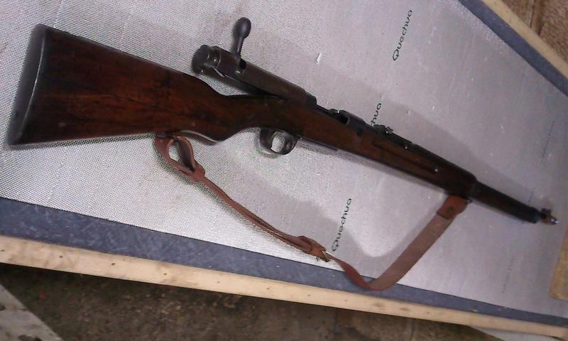 BANZAI: le fusil japonais ARISAKA type 38 - Page 2 Photo694
