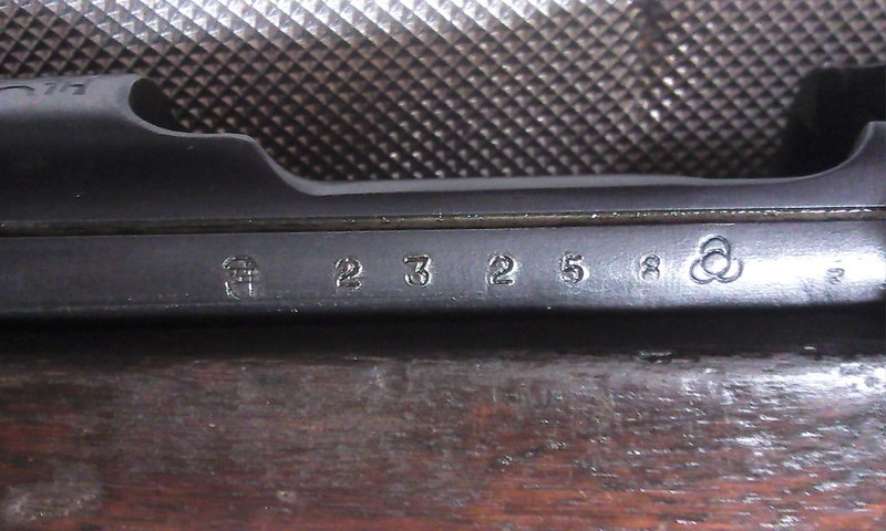 BANZAI: le fusil japonais ARISAKA type 38 - Page 2 Photo695