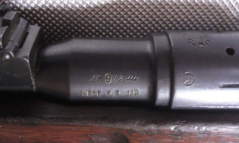 BANZAI: le fusil japonais ARISAKA type 38 - Page 2 Photo696