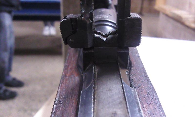 BANZAI: le fusil japonais ARISAKA type 38 - Page 2 Photo700