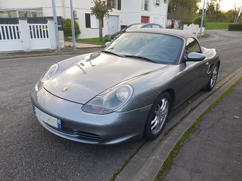 Bruit boxster 986 20171111