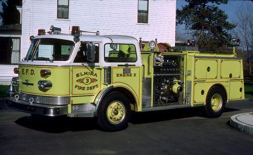 american la france pumper Elmira10
