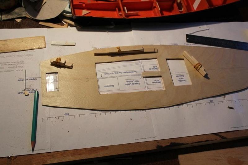 """La construction d'un RG65, le """"Palo de Agua"""" - Page 4 Img_4416"""