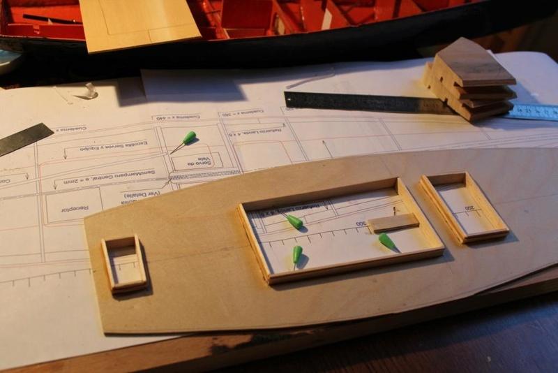 """La construction d'un RG65, le """"Palo de Agua"""" - Page 4 Img_4417"""