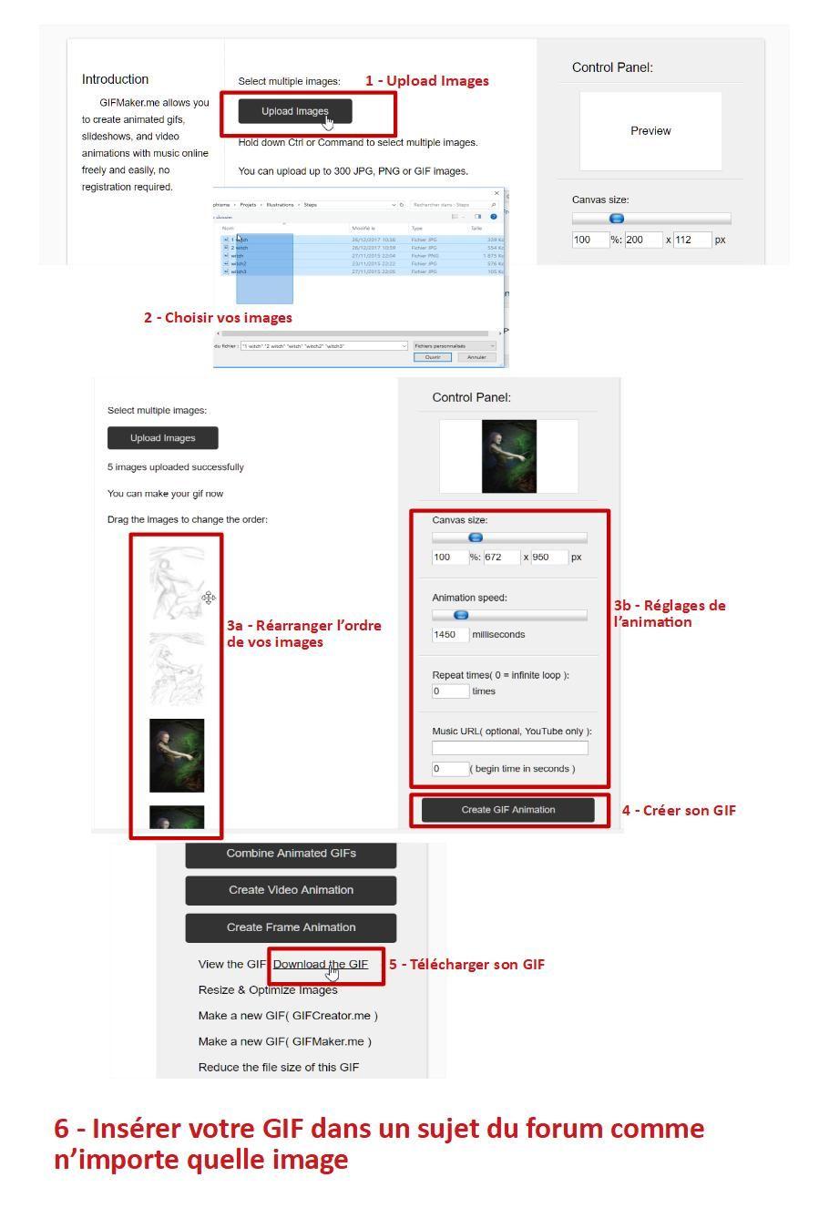 [tuto] Créer un GIF et le poster sur le forum Tuto10