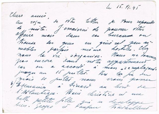 Cachet «  OUVERT  PAR  LES  AUTORITES  DU  CONTROLE »  de Lyon  sur carte postale Ccf02113