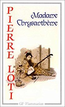 Lecture commune mai-juin 2018 [Loti, Pierre] Madame Chrysanthème  41v38c10