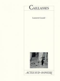 [Gaudé, Laurent] Caillasses Bm_cvt10