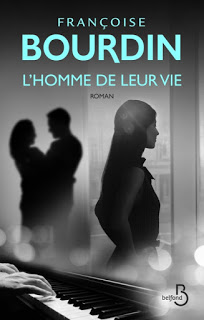 [Bourdin, Françoise] L'homme de leur vie  Couv8410