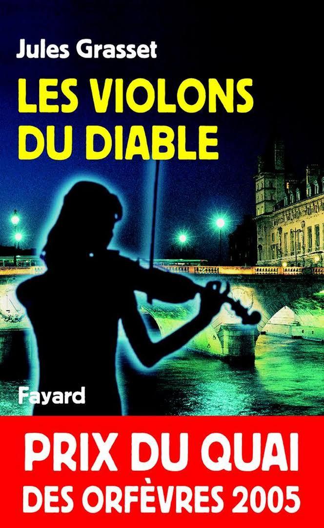 [Grasset, Jules] Les violons du diable. Images13
