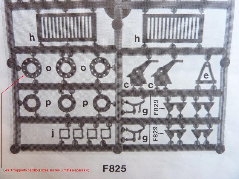 Le Pourquoi-Pas 1908 - Billing Boats - 1/75éme - Page 8 P1110814
