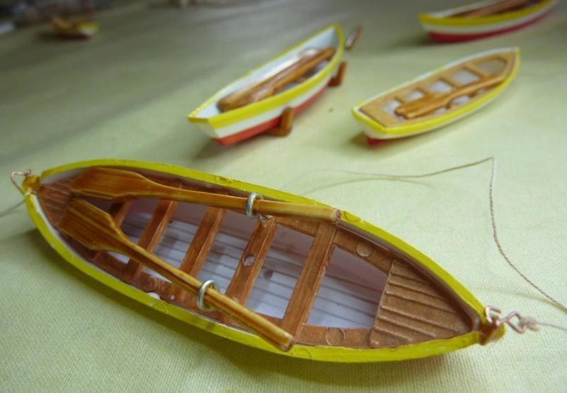 Le Pourquoi-Pas 1908 - Billing Boats - 1/75éme - Page 8 P1110849