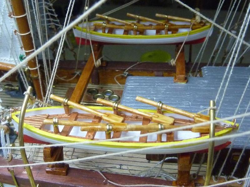 Le Pourquoi-Pas 1908 - Billing Boats - 1/75éme - Page 9 P1110912