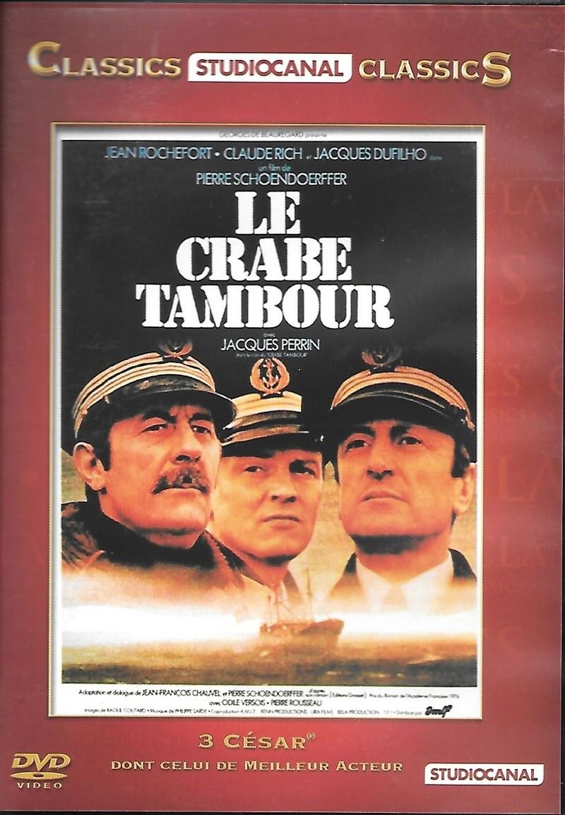 Décès de Jean Rochefort (Le Crabe Tambour) Ct10