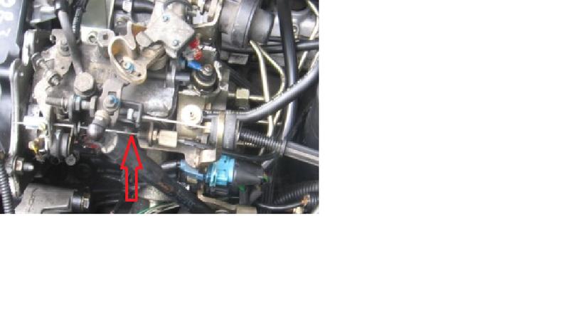 [ Ford escort 1.8d clipper an 1996 ] problème de démarrage Ab10