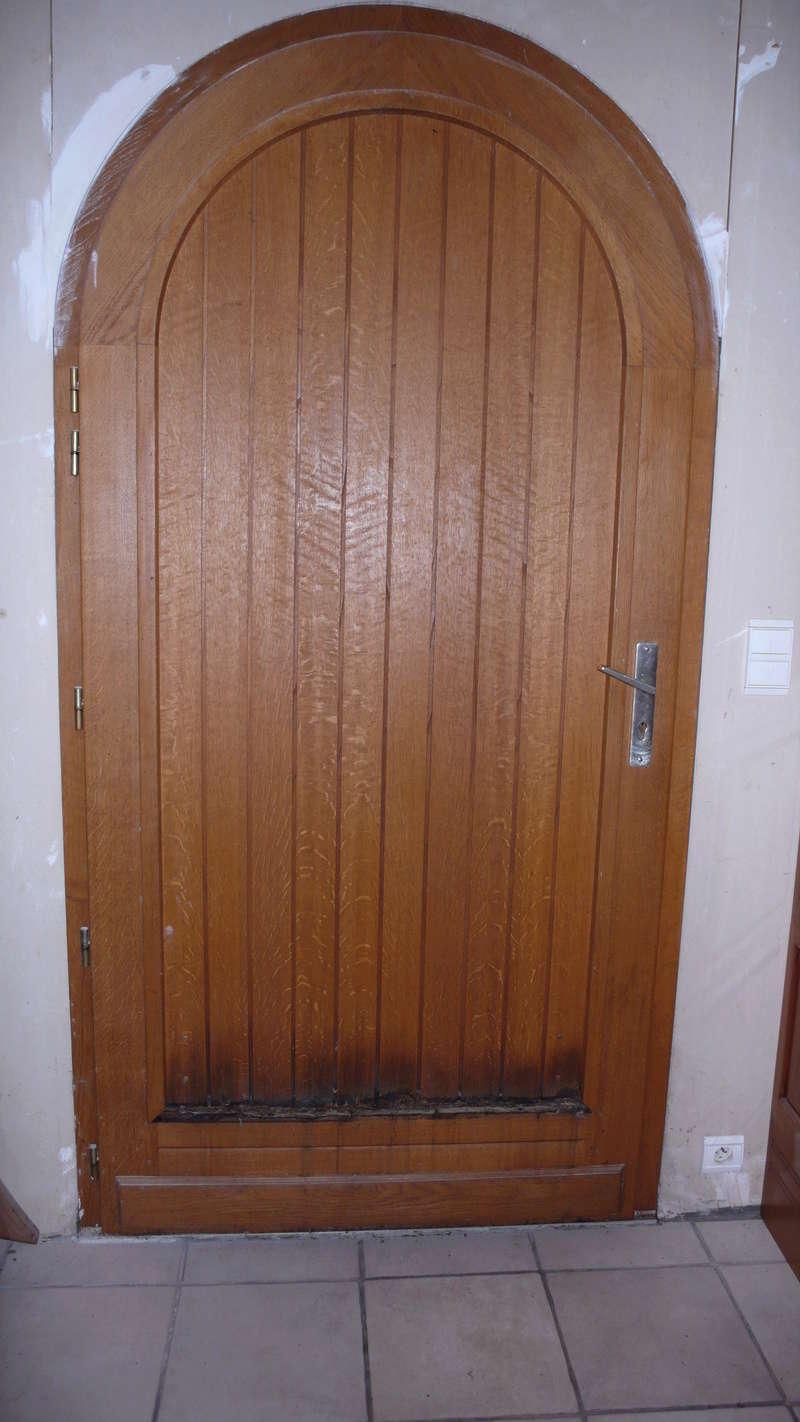 Extension de mon atelier. Les portes de la façade - Page 18 L1050414