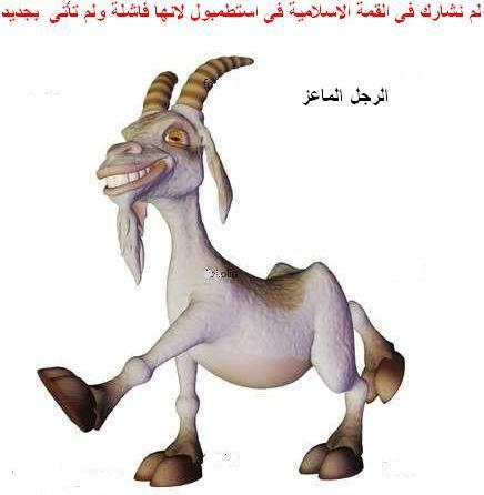قدرات التيس  لم  يكتسبها حكام العرب   13017710