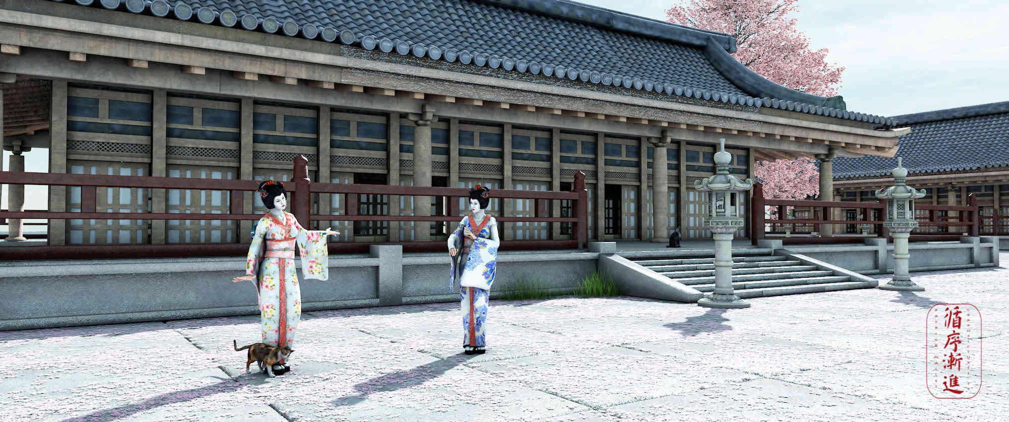 ma vision du  japon - Page 4 Maison10