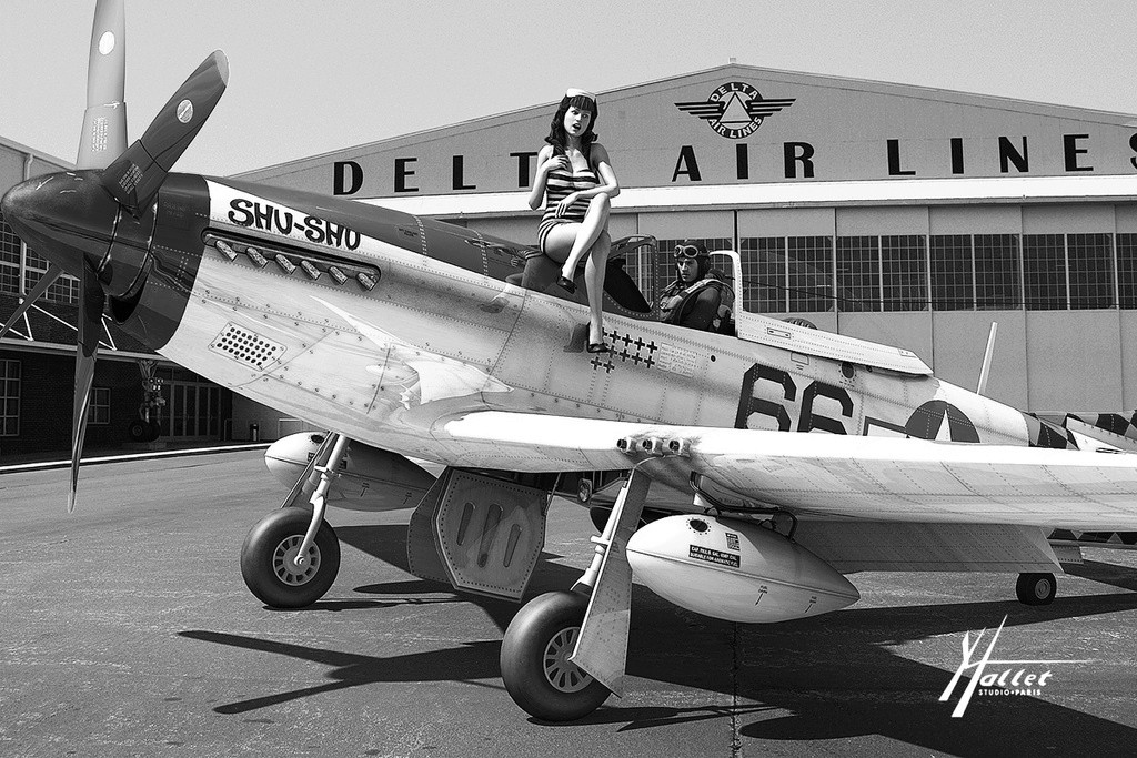 delires pin up et avions P51d_s11