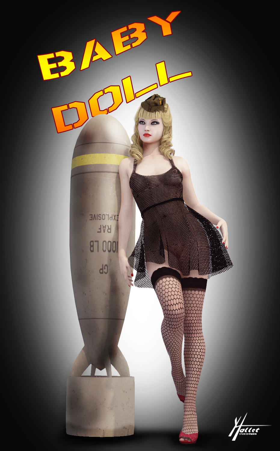delires pin up et avions - Page 2 Pin_up10