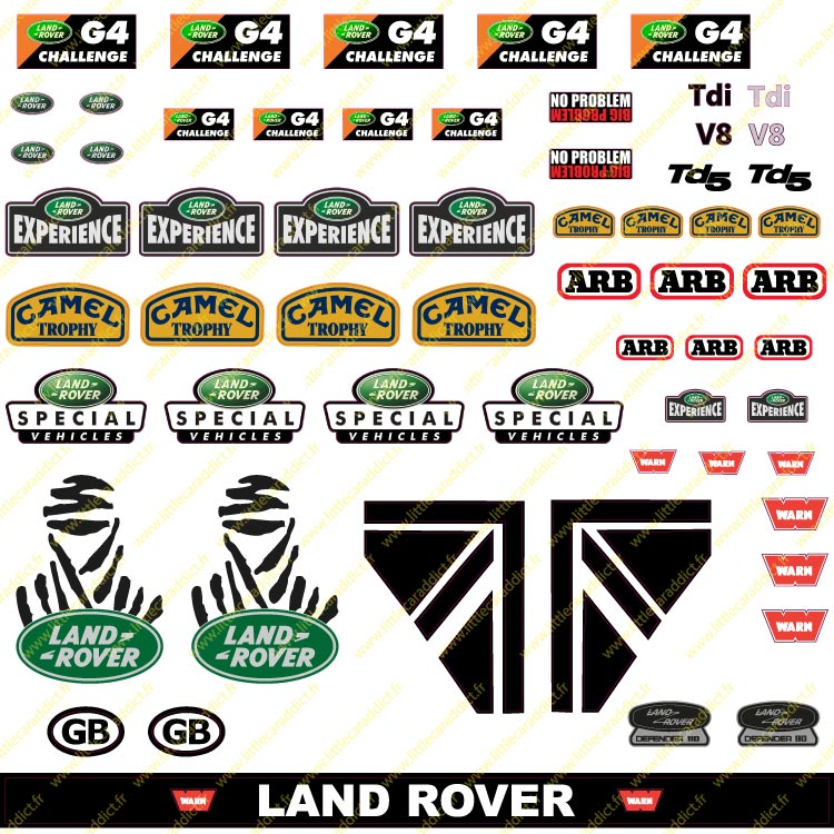 Stickers RC - Page 3 Planch19