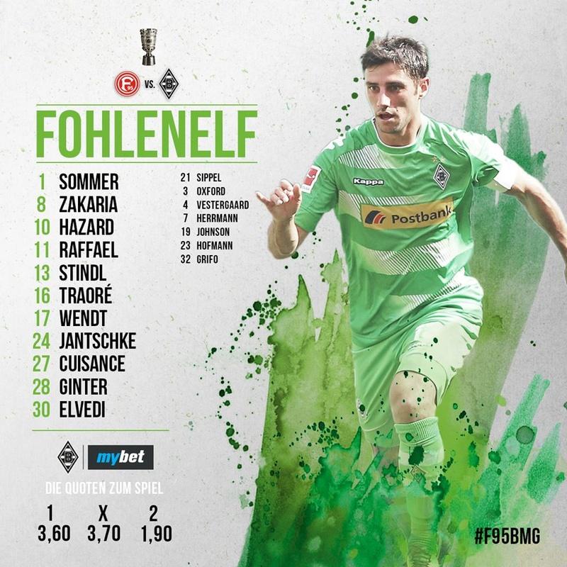 2. Runde DFB-Pokal: Kurz mal nach Düsseldorf - Seite 2 22687910