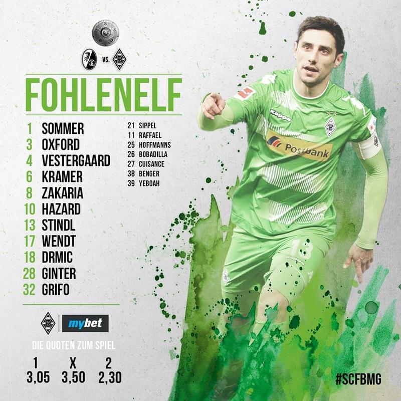 16. Spieltag: Die Fohlenelf reist in den Breisgau  - Seite 2 25395710