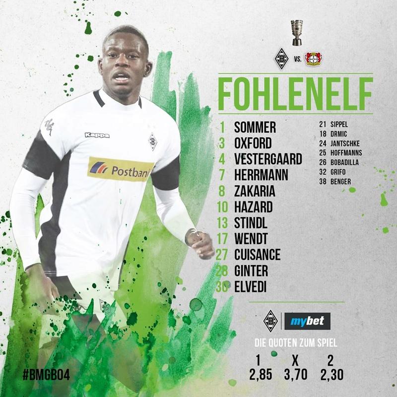 Achtelfinale DFB-Pokal: Die Pillen drehen sich im Park - Seite 2 25446110