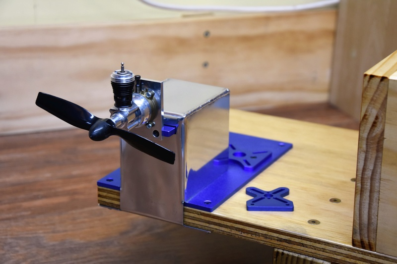 Turnigy thrust stand conversion Engine17