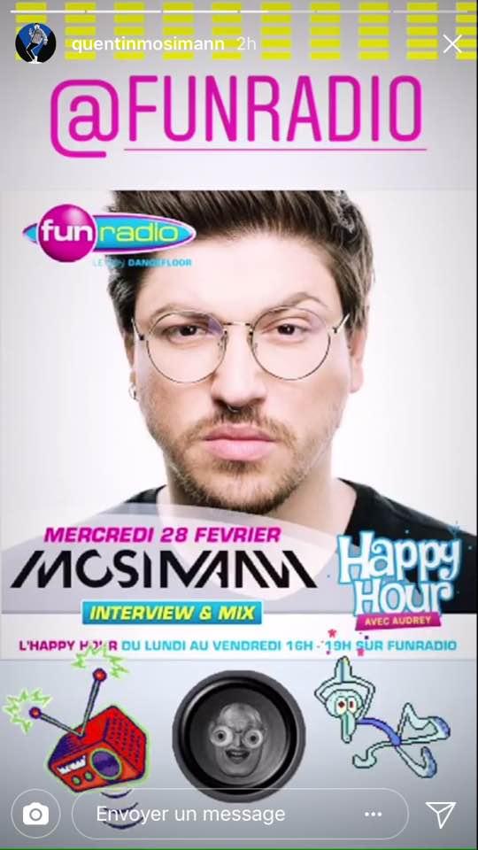 [28/02/2018] FunRadio  -  Happy  Hour  - 16 h  - 19 h  28277412