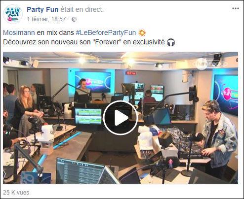 [01/02/2018/19h00] Fun radio - Before Party Fun Captu109