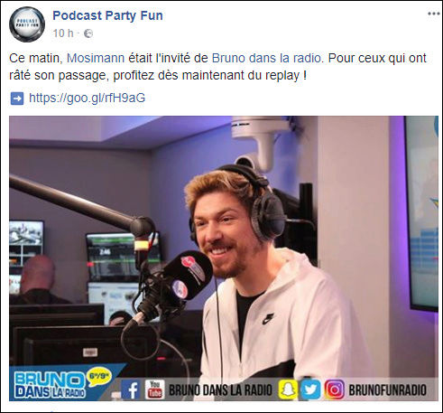 [09/03/2018-09h00] Fun Radio - Bruno dans la radio  Captu293