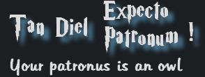 Test- Découvrez votre patronus d'Harry Potter 67142210
