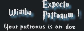 Test- Découvrez votre patronus d'Harry Potter 67142214
