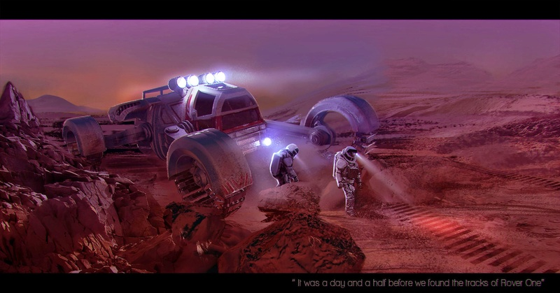 Mars [images] Explor12