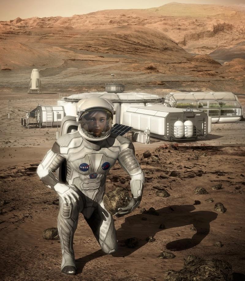 Mars [images] Female11